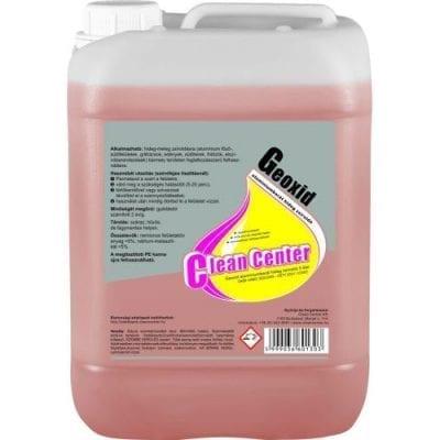 CleanCenter Geoxid aluminiumbarat hideg zsiroldo 5l 1