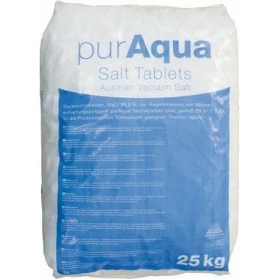 CleanCenter Puraqua sotabletta 25kg