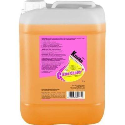 CleanCenter kliniko soft folyekony fertotlenito keztisztito szappan 5l 1