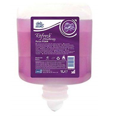 VEG Aromatherapy relax foam 1l