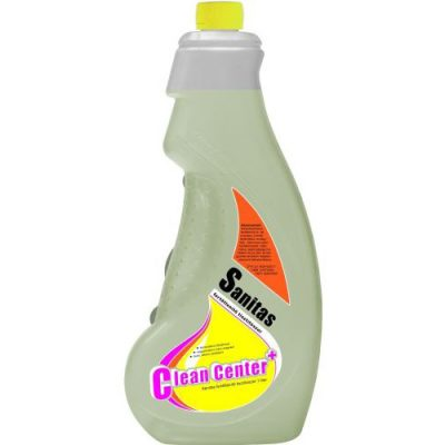 CleanCenter Sanitas klortartalmu tisztitoszer 1l 1