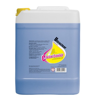 CleanCenter ultraclear  higieniai felmososzer 10l