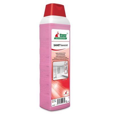 Tana SANET Lavocid szaniter szagtalanító és tisztítószer 1 l 1