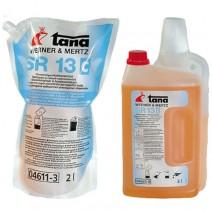 Tana TANET SR13C Fénytartó tisztítószer koncentrátum 2 l adagolóflakonnal ellátva 1